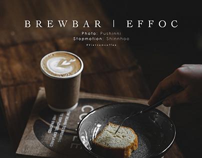 BREWBAR & EFFOC COFFE