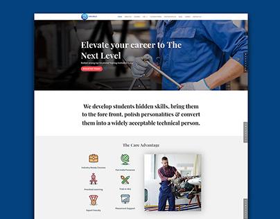 Website Design & Development | Training Institute