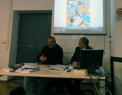 La lezione di Andrea Benetti all'Università Roma Tre