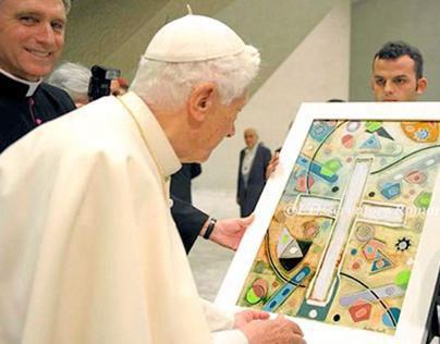 Acquisita nelle Collezioni Vaticane l'opera di Benetti