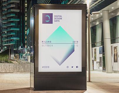 digital design days / rebranding