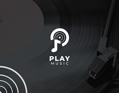Music App Logo Design - Unused Logo / Logo for Sale