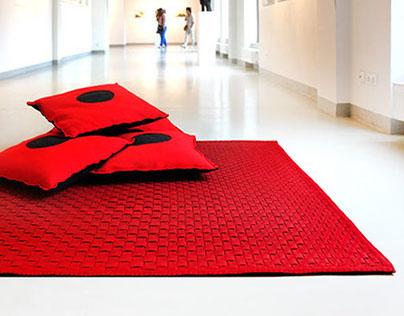 Pleciuga red - carpet