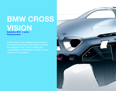 BMW CROSS VISION