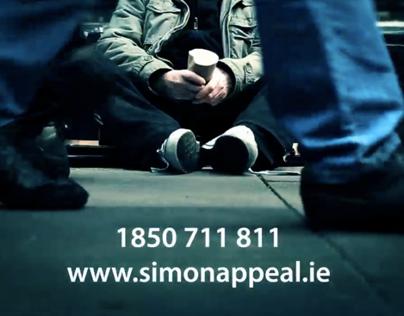 Simon post-Christmas appeal TV
