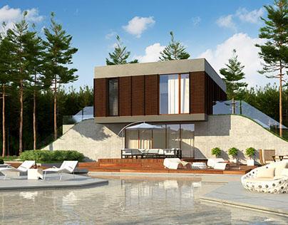 Zx170 - gotowy projekt domu