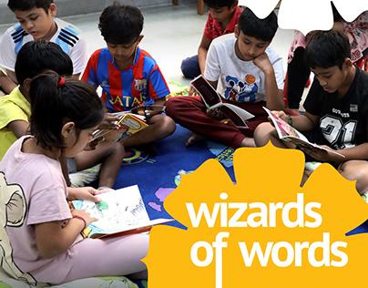 Wizards of Words