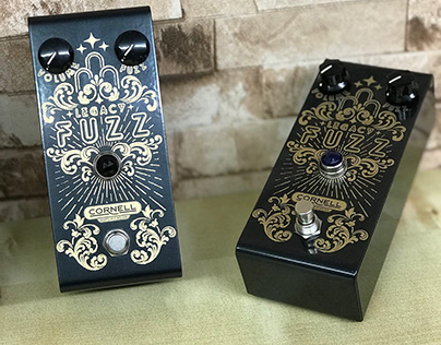 Cornell Amplification - Legacy Fuzz Pedal