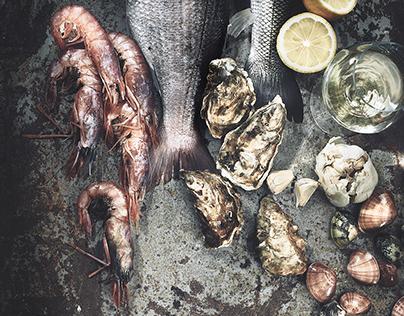 Brutti di mare - Shellfish restaurant