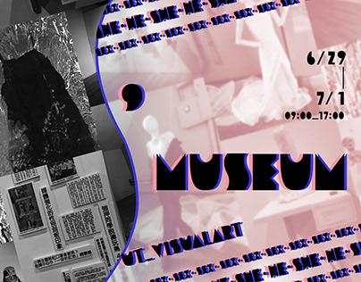 主視覺設計 | S' museum