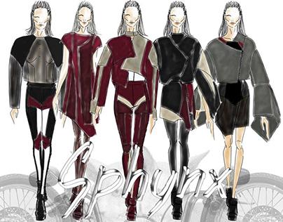 TCC Sphynx Design - Juliana Jace