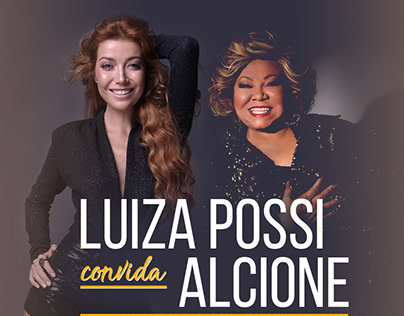 Luiza Possi e Alcione - Rio de Janeiro