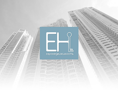 Branding & Web design, real estate agency EN.by