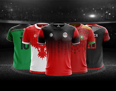 Dahhan Sports Football Kits