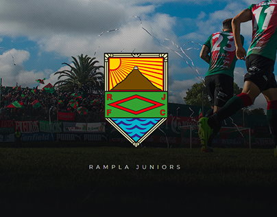 Web Design - Rampla Juniors Football Club