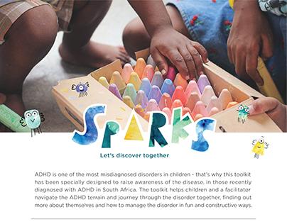 Sparks - ADHD awareness toolkit