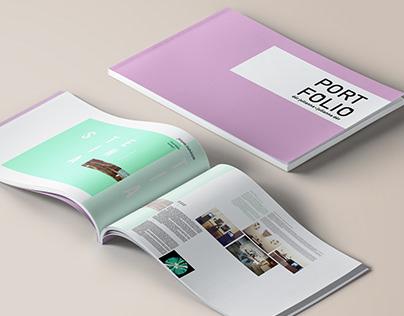 Portfolio design / 2018