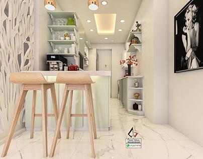 Design kitchen in Alexandria