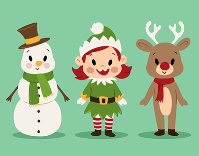 Christmas Vector Collection