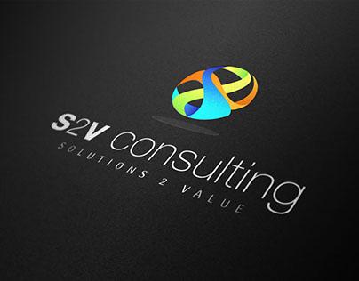 S2V Consulting   Branding