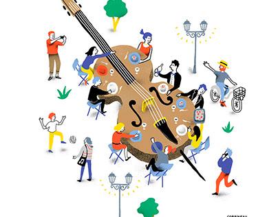 Antoine Corbineau - Orchestre de chambre de Paris