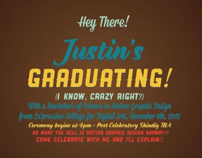 Graduation Announcements (2012)
