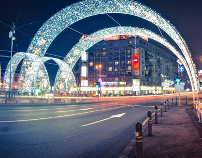 Bucharest in Colors