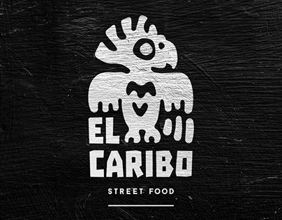 Caribbean Food Truck Logo Design