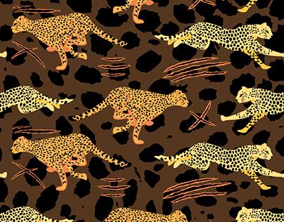 Leopards Pattern Designs