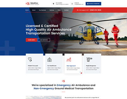 Emergency and Non Emergency Medical Transportation