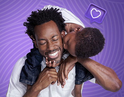 Campanha Dia dos Pais - Consórcio Bancorbrás