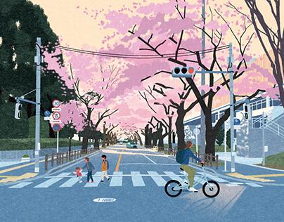 Quarterly Magazine Musashino Spring 2021