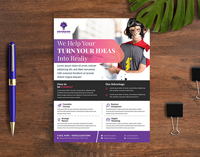 Free Business Flyer Solution