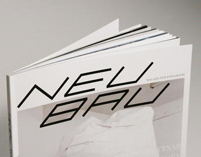 Neubau – Magazin für Fotografie