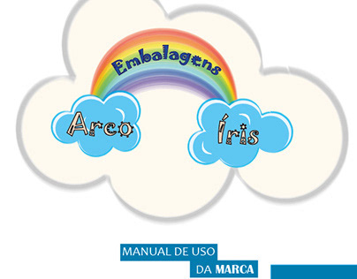 Manual de uso da marca Arco-Íris Embalagens