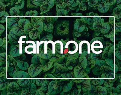 Farm.One - Web App, NY Startup, Healthy Food, Ecommerce