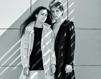 Campaign of 28 design apparel.