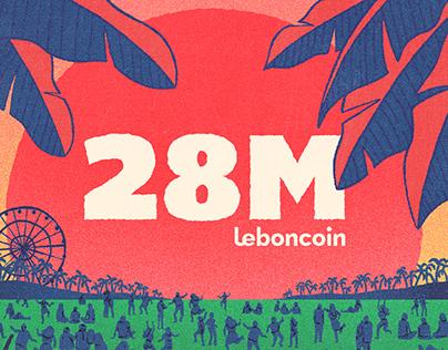28M - leboncoin