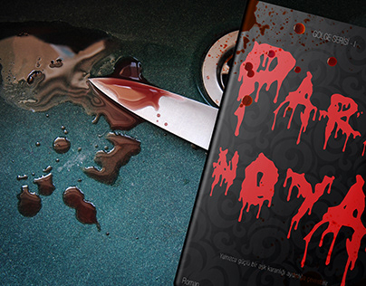 Paranoya Book Cover Design