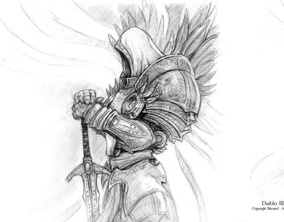 Blizzard Entertainment - Diablo 3: Book of Cain (2011)