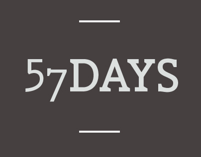 57 DAY'S