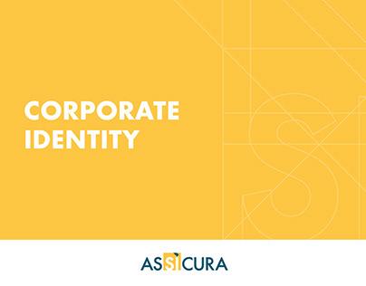 ASSICURA - Corporate identity