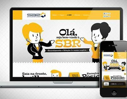 SBR Human Resources – new website