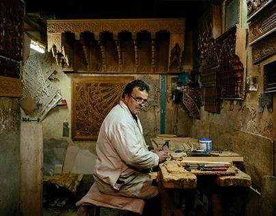 Marrakesh Faces
