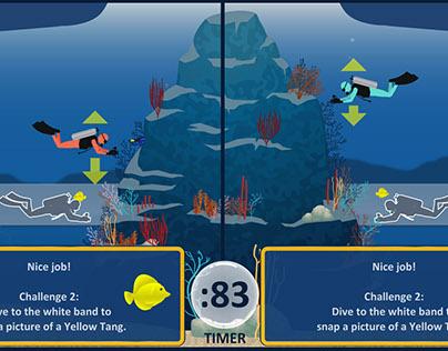 Georgia Aquarium Buoyancy Challenge