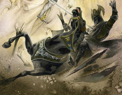 Illustrated Tales of King Arthur 2