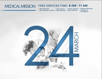 Medical Mission Design