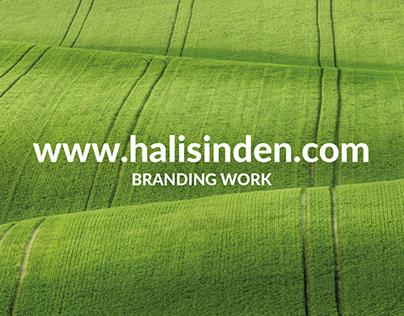 www.halisinden.com BRANDING WORK