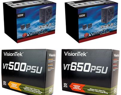 Brand Refresh: VisionTek Power Supplies