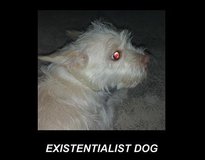 EXISTENTIALIST DOG